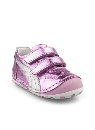 Cici Bebe Ayakkabı Kız Çocuk Ayakkabısı Pembe